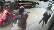 Ride-by moped thefts on shoppers rise in London