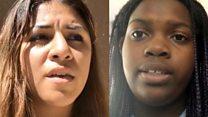 【フロリダ高校乱射】 「同じクラスの子が5人撃たれた」 2人の話