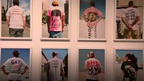 The history of the humble T-shirt in pictures