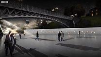 Проекти Меморіалу Героям Небесної Сотні