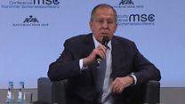Lavrov dismisses FBI Russia charges