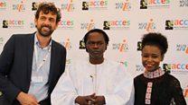 ''C'est le moment'' consacré à la conférence ACCES à Dakar