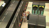 ثالث أكبر كمبيوتر فائق, أو Super Computer في أوروبا