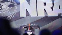 米NRAの政治力 乱射事件が相次いでも規制進ます