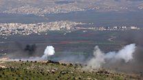 بحران در بحران؛ هشدار ترکیه به دولت سوریه و ادامه بمبارانهای ارتش سوریه در غوطه شرقی