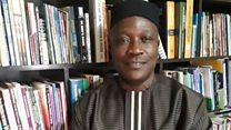 Emmanuel Ojukwu onye kọmishọna ụweojii la goro ezumike nka na-asi na kama ikewapụta ụweojii steeti steeti,si dozie nke a dị adị.