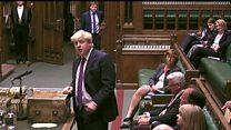 Boris Johnson to give up plastic pens?