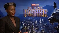 "Black Panther, une ""inspiration"""
