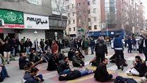 دلیل برخورد حکومت ایران با درویشان گنابادی چیست؟