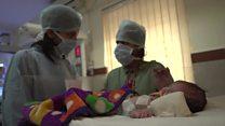 ကမ္ဘာတ၀န်း မွေးကင်းစ ကလေး သေဆုံးမှု ၂ သန်းခွဲရှိ