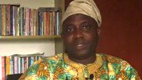 'Ẹ maa kọ ọmọ yin l'ede Yoruba'