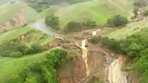New Zealand counts cost of storm damage