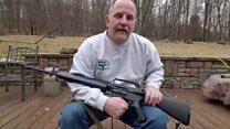 #OneLess: Giving up the gun