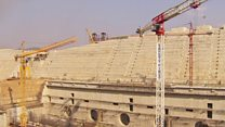 Sur le Nil Bleu, le chantier du barrage de la discorde