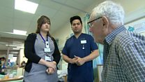 New roles to get patients home, quicker