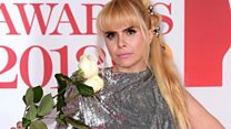 Brits stars react to white roses movement