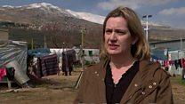 'UK will reach 20,000 Syria refugee target'