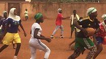 Wasan zari-ruga na mata na bunkasa a Ghana