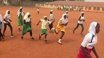 Au Ghana, les grandes peines de la pépinière du Rugby