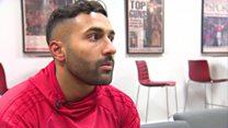سامان قدوس، جدیدترین بازیکن دو ملیتی ایران
