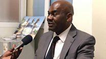 Ambaoumba Mbili, représentant du HCR au Tchad, est l'invité de BBC Matin du 23/02/2018. Il parle du sort des 20.000 nouveaux réf