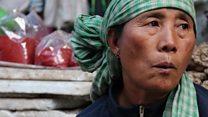 नागालैंड में चुनावी हलचल