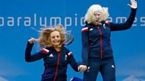 Cooking up the Winter Paralympics