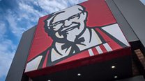 KFC's cheeky apology for chicken chaos