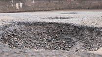 Sunflower oil cooks up pothole plan