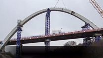 Wales' newest landmark