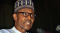 Buhari 'yana yi wa 'yan  Nigeria romon-baka'