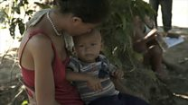 व्हेनेझुएलात अन्नाच्या तुटवड्यामुळे नागरिकांची उपासमार?