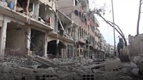 'There is still shelling in Eastern Ghouta'