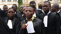 Les magistrats béninois en colère