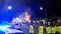 Nổ ở Anh quốc: Sáu người bị thương