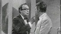 Morecambe and Wise: Rescuing a 'lost' film