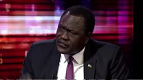 'Peace' coming back to South Sudan
