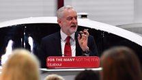 Corbyn sets out customs union plan