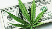 Why legal US cannabis businesses can't use banks