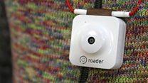 Видеорегистратор на шее: вернуться в прошлое на 10 секунд
