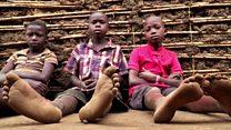 Les enfants perdus du conflit en Ituri