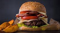 If Nafta trade deal was a hamburger...