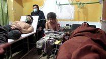 پوتین دستور 'توقف بشردوستانه' حملات در غوطه شرقی را صادر کرد