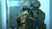 Inside a counter-terror simulation