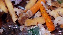 क्या आप खा सकते हैं कचरे से तैयार ये डिश?