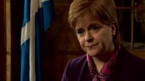 Sturgeon 'likely' to reject EU Withdrawal Bill