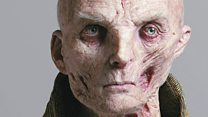 Star Wars: The Last Jedi visual effects