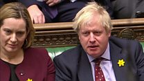 Corbyn mocks Johnson on Camden/Islington border