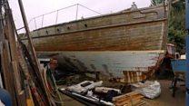 Senora in Sunderland restoration return