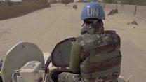 """Au Mali, la mort des casques bleu est un """"acte de lâcheté"""""""